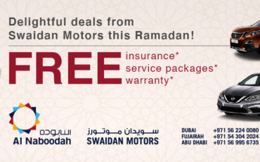 2020 Swaidan Motors Ramadan Deals