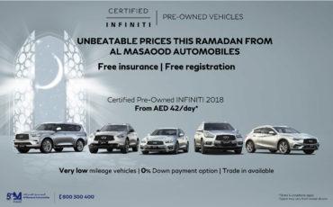 2020 Al Masaood Ramadan Deals
