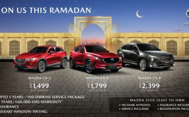 2020 Mazda Ramadan Deals
