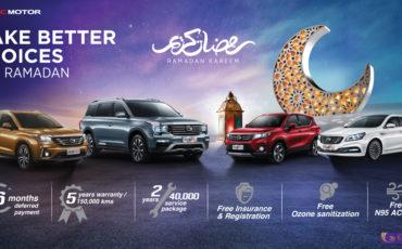 2020 GAC Ramadan Car Deals