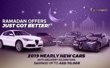 2020 Gargash Purple Ramadan Deals