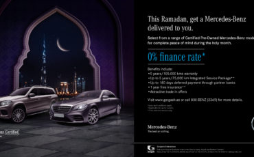 2020 Gargash Enterprises Ramadan Deals