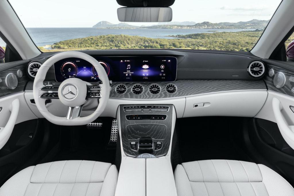 2020 E-Class Coupe