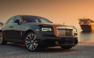 Sambook Rolls Royce