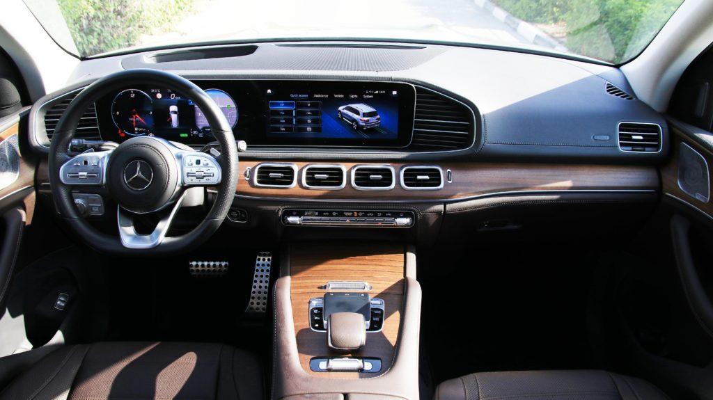 2020 Mercedes-Benz GLS 450