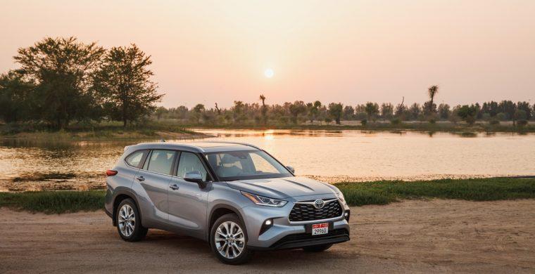 Toyota Highlander Cars For Sale In Dubai Uae Dubicars Com
