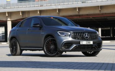 2020 Mercedes-Benz GLC 63 AMG
