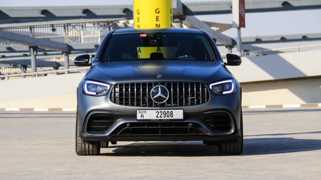 2020 Mercedes-Benz GLC 63 AMG