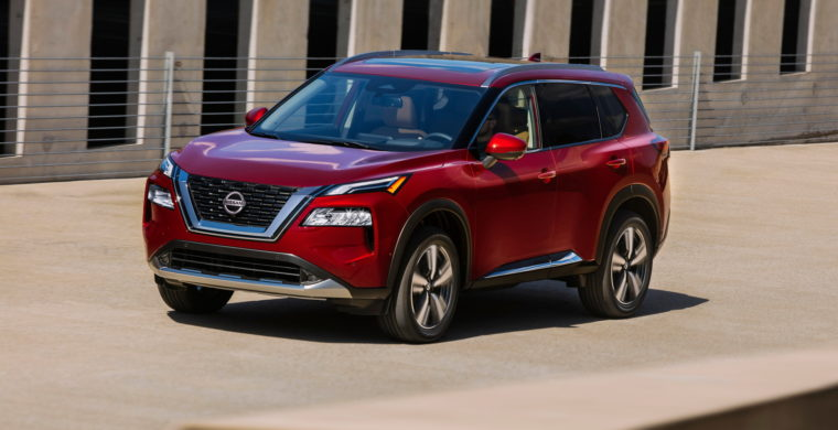 All New 2021 Nissan X Trail Debuts Will Arrive Later This Year Dubai Abu Dhabi Uae