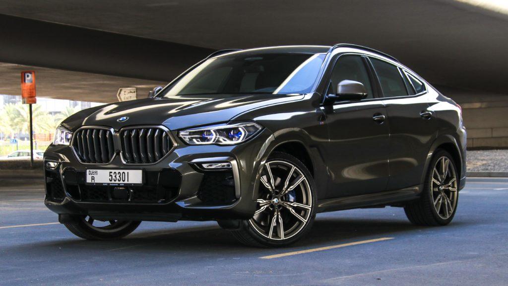 2020 BMW X6 50M