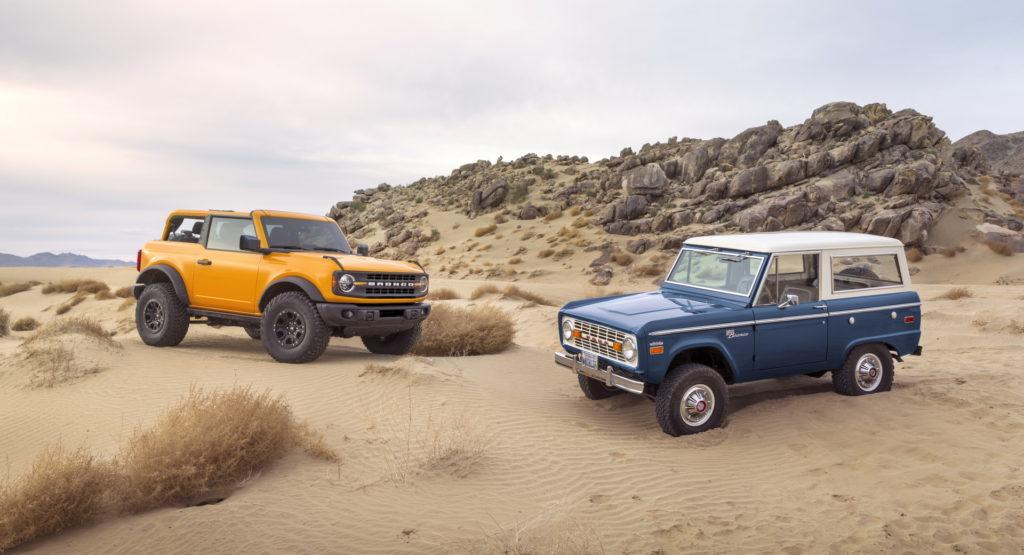 2021 Ford Bronco, the battle is on - Dubai, Abu Dhabi, UAE