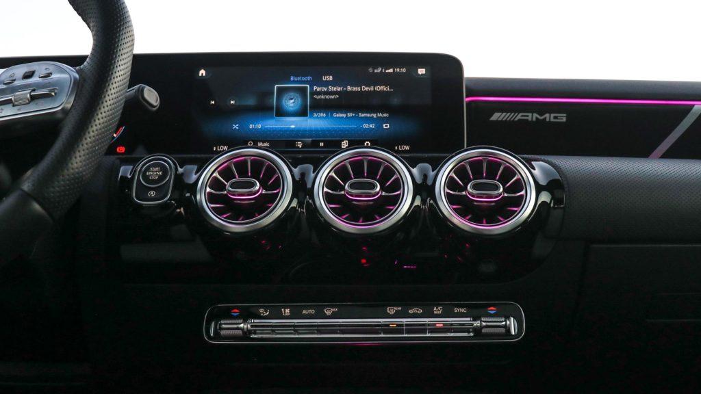 2020 Mercedes A35 AMG